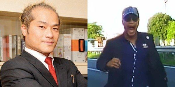 煽り運転常習者の宮崎文夫容疑者(44)