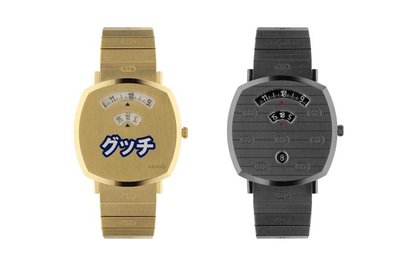 誰が買うんだか……グッチの日本限定発売の腕時計がクソダサ過ぎる